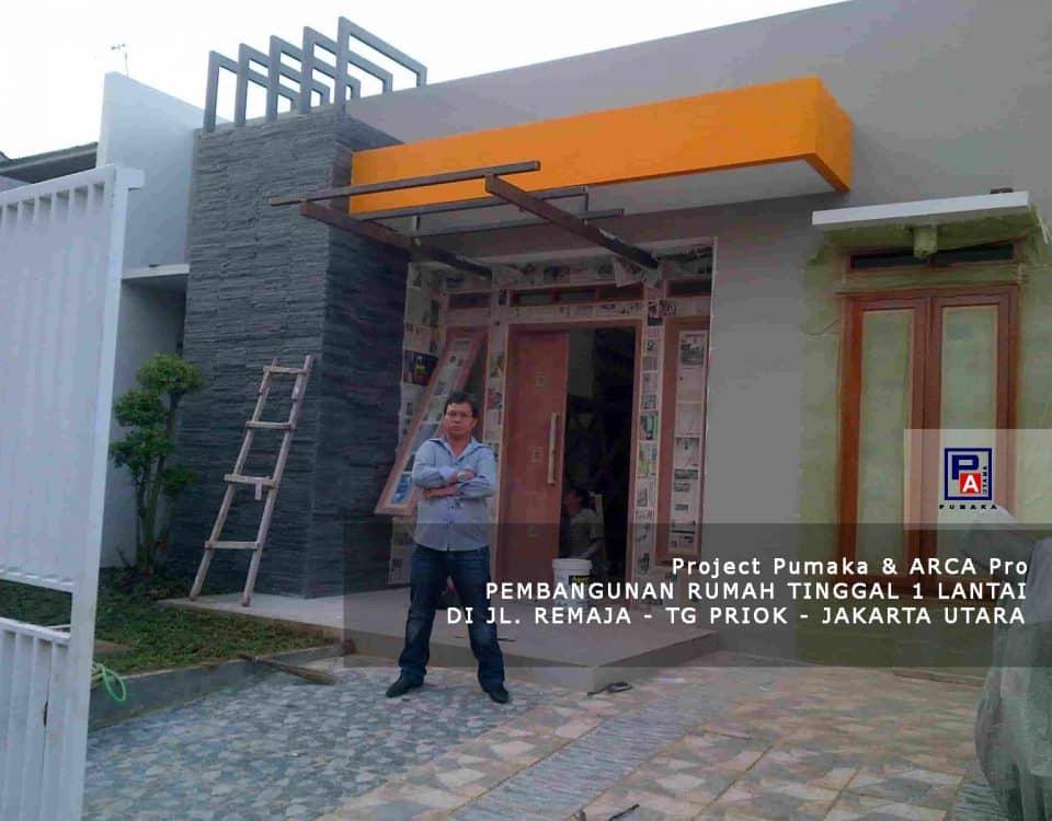 Jasa Arsitek Rumah Jakarta