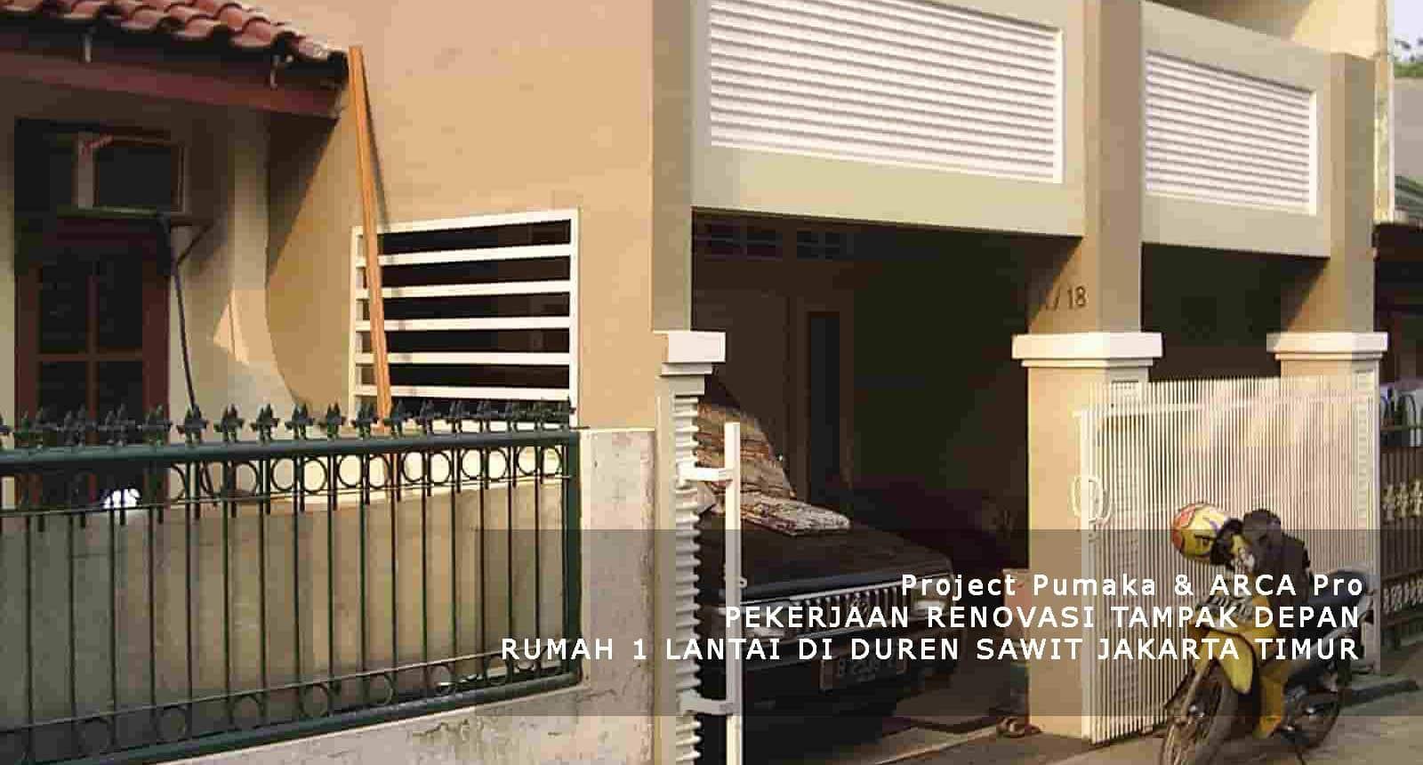 Jasa Kontraktor Rumah, Jasa Arsitektur Rumah Jakarta Utara